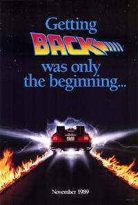 Back to the Future, Part 2 - 11 x 17 Movie Poster - Style C