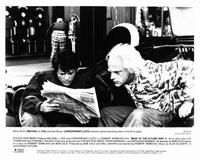 Back to the Future, Part 2 - 8 x 10 B&W Photo #9