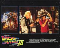 Back to the Future, Part 3 - 11 x 14 Movie Poster - Style A