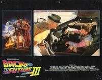 Back to the Future, Part 3 - 11 x 14 Movie Poster - Style C