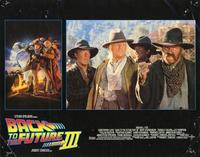 Back to the Future, Part 3 - 11 x 14 Movie Poster - Style D