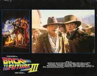 Back to the Future, Part 3 - 11 x 14 Movie Poster - Style F
