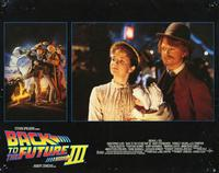Back to the Future, Part 3 - 11 x 14 Movie Poster - Style G