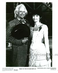 Back to the Future, Part 3 - 8 x 10 B&W Photo #2
