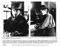Back to the Future, Part 3 - 8 x 10 B&W Photo #10