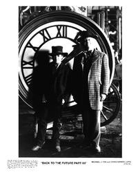 Back to the Future, Part 3 - 8 x 10 B&W Photo #14