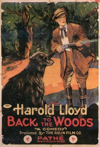 Back to the Woods - 43 x 62 Movie Poster - Bus Shelter Style A