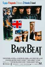 Backbeat - 11 x 17 Movie Poster - Style B