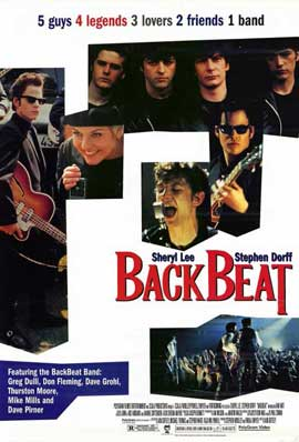 Backbeat - 11 x 17 Movie Poster - Style A