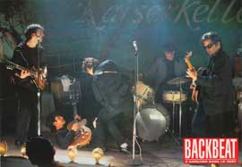 Backbeat - 11 x 14 Poster French Style B