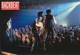 Backbeat - 11 x 14 Poster French Style C