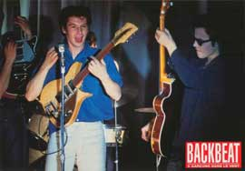 Backbeat - 11 x 14 Poster French Style F