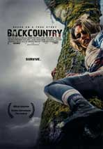 """Backcountry"" Movie Poster"
