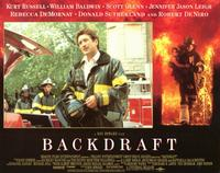 Backdraft - 11 x 14 Movie Poster - Style C
