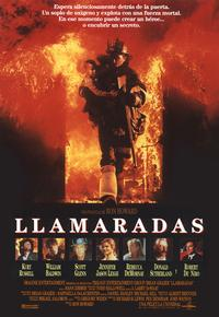 Backdraft - 11 x 17 Movie Poster - Spanish Style D