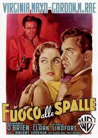 Backfire - 11 x 17 Movie Poster - Italian Style B