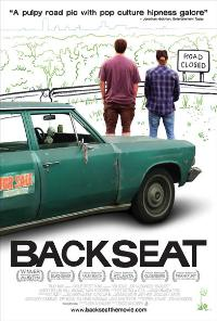 Backseat - 27 x 40 Movie Poster - Style A