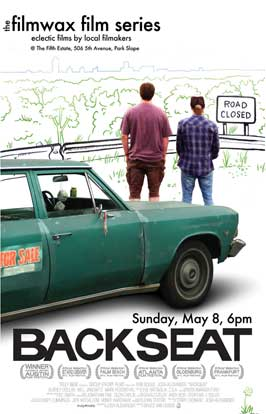 Backseat - 43 x 62 Movie Poster - Bus Shelter Style A