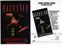 Backstab - 11 x 17 Movie Poster - Style A