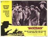 Backtrack - 11 x 14 Movie Poster - Style G