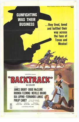 Backtrack - 27 x 40 Movie Poster - Style A