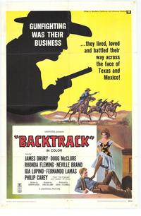Backtrack - 43 x 62 Movie Poster - Bus Shelter Style A