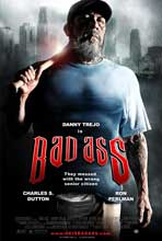 Bad Ass - 11 x 17 Movie Poster - Style B