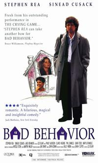 Bad Behavior - 11 x 17 Movie Poster - Style B