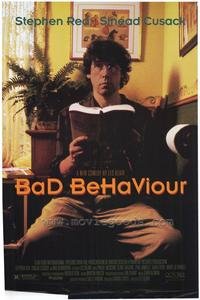 Bad Behavior - 27 x 40 Movie Poster - Style A