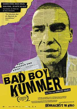 Bad Boy Kummer - 27 x 40 Movie Poster - German Style B