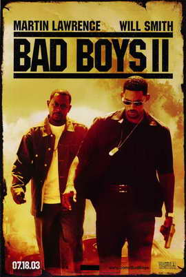 Bad Boys II - 11 x 17 Movie Poster - Style A