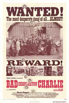 Bad Charleston Charlie - 11 x 17 Movie Poster - Style A