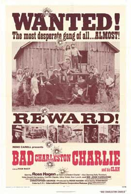 Bad Charleston Charlie - 27 x 40 Movie Poster - Style A