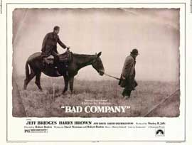 Bad Company - 11 x 14 Movie Poster - Style A