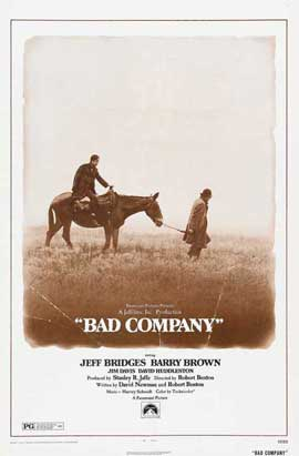 Bad Company - 27 x 40 Movie Poster - Style A
