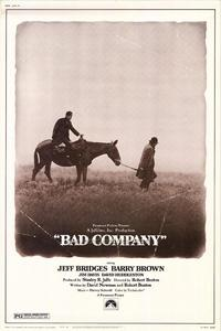 Bad Company - 43 x 62 Movie Poster - Bus Shelter Style A