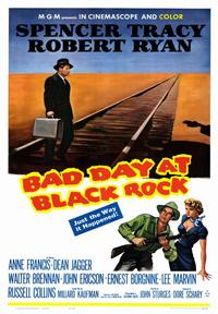 Bad Day at Black Rock - 43 x 62 Movie Poster - Bus Shelter Style A