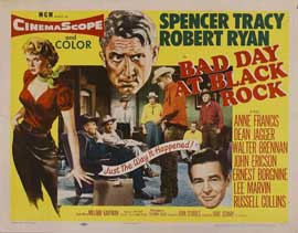 Bad Day at Black Rock - 22 x 28 Movie Poster - Half Sheet Style A