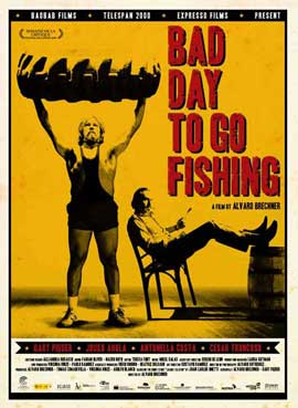 Bad Day to Go Fishing - 27 x 40 Movie Poster - UK Style A