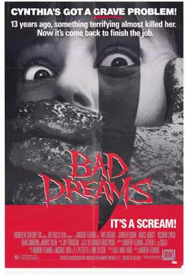 Bad Dreams - 27 x 40 Movie Poster - Style A