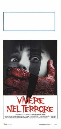 Bad Dreams - 13 x 28 Movie Poster - Italian Style A