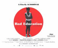 Bad Education - 43 x 62 Movie Poster - Bus Shelter Style A