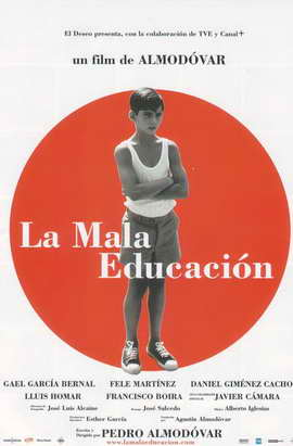 Bad Education - 27 x 40 Movie Poster - Spanish Style A