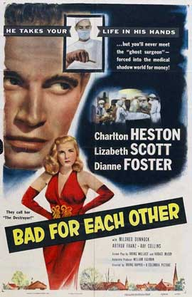 Bad for Each Other - 11 x 17 Movie Poster - Style A