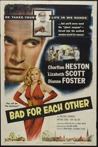 Bad for Each Other - 43 x 62 Movie Poster - Bus Shelter Style A