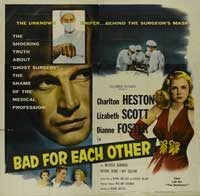 Bad for Each Other - 20 x 20 Movie Poster - Style A
