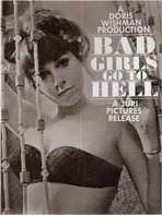 Bad Girls Go to Hell - 11 x 17 Movie Poster - Style A
