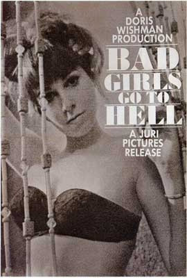 Bad Girls Go to Hell - 27 x 40 Movie Poster - Style A