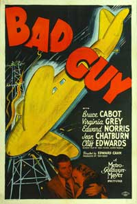 Bad Guy - 43 x 62 Movie Poster - Bus Shelter Style A