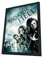 Bad Kids Go to Hell - 27 x 40 Movie Poster - Style A - in Deluxe Wood Frame